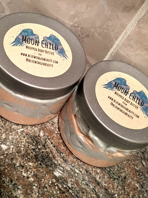 XL 12oz Moon Child Whipped Body Butter