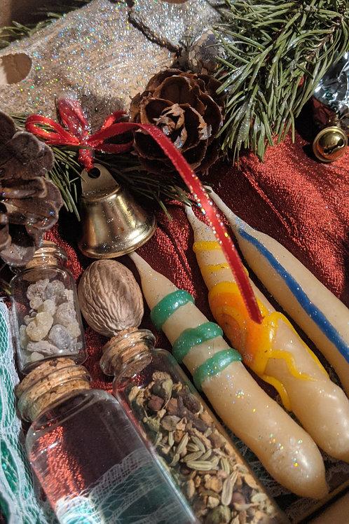 Winter Solstice Ritual Box