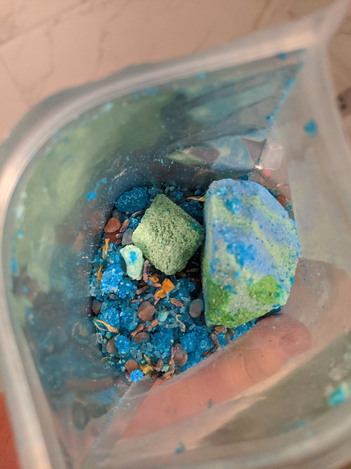 ET Foam Home Bath Potion