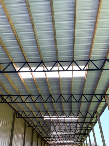 Lean-To Trusses