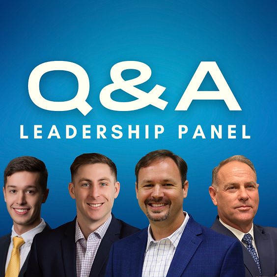 Q&A: Leadership Panel