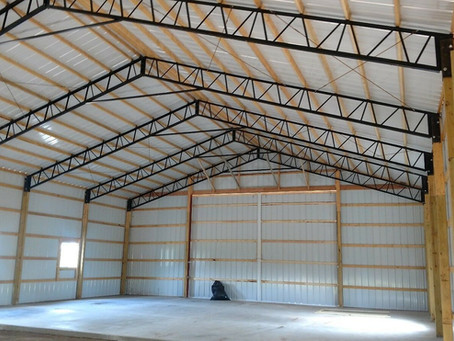Steel Trusses vs. Timber Trusses: Why Steel Trusses are a No Brainer
