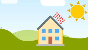 Does metal roofing make your house hot?