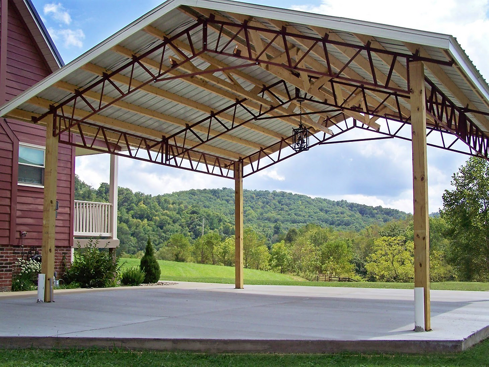 post frame carport