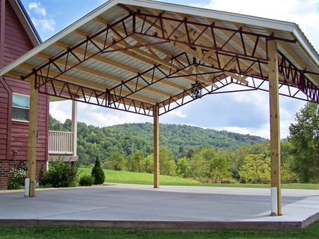 Post Frame Carports vs. Tubing Style Carports