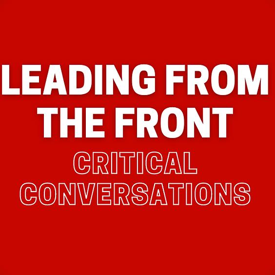 LFTF: Critical Conversations