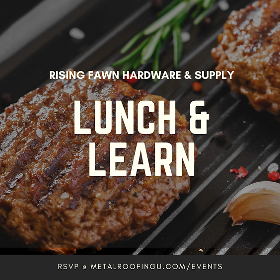 Rising Fawn Lunch & Learn