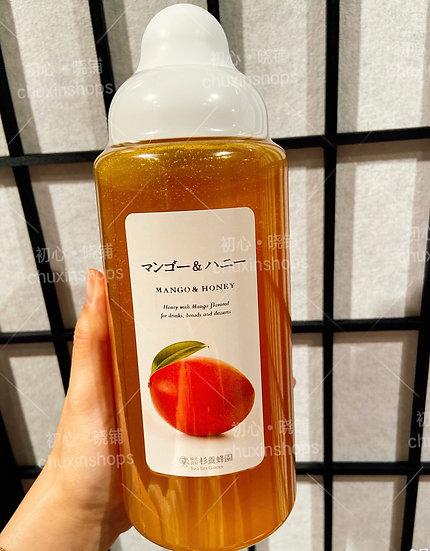 杉养蜂园芒果果汁蜂蜜
