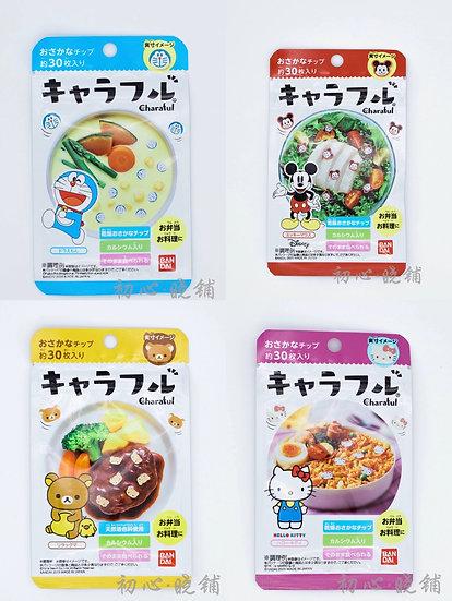婴童辅食拌饭装饰 混合装(12袋/盒)