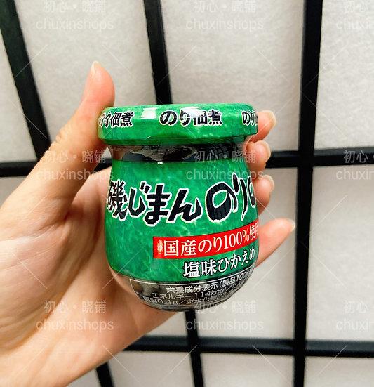 日本婴幼儿低盐营养海苔泥拌饭料