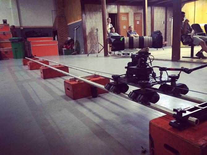 Motion Control com 6 metros de trilho disponível!
