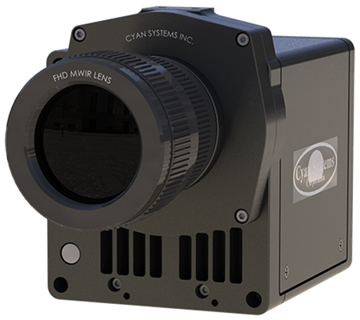 CS-3 small unit cell event detection camera has a 2040 x 1156 format &  5 µm unit cell