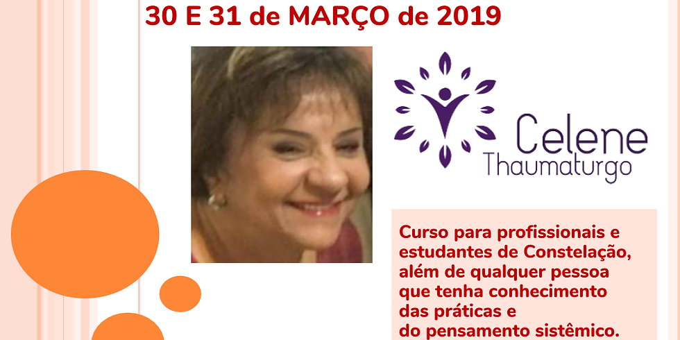 CINESIOLOGIA aplicada às CONSTELAÇÕES SISTÊMICAS com Celene Thaumaturgo