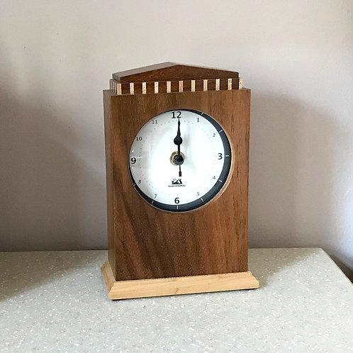 クラシック時計(ウオールナット)
