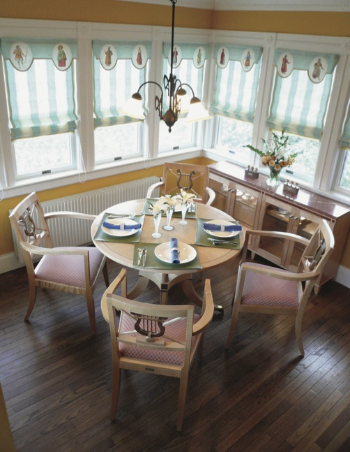 インテリアコーディネイト〜カーテンと家具