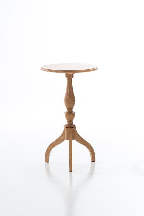 ヘッペルホワイトのサイドテーブル(ナチュラル)