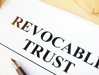 6 Reasons to Create and Fund a Revocable Living Trust