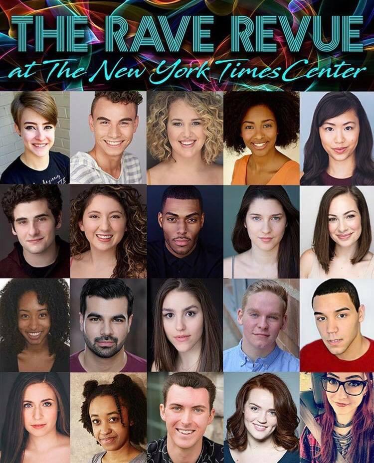 Prospect Theatre Company's Rave Revue