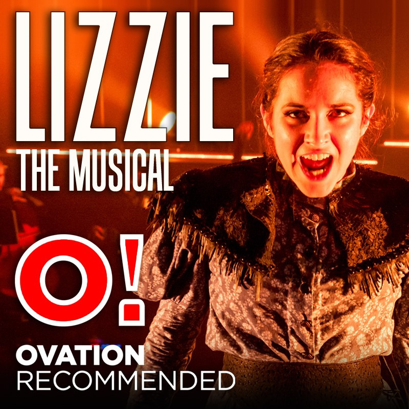 Lizzie is Ovation Recommended by LA Stage Alliance