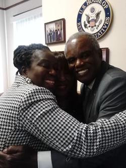 Congressman Scott and Evangelist