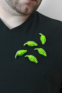 Peppers, Seedpod Series