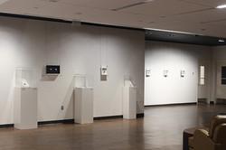 Faulkner Gallery, East Carolina University, Greenville, NC 2016