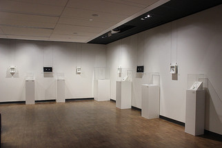 Solo exhibition, Feather Trace