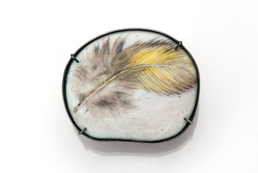 Feather Yellow