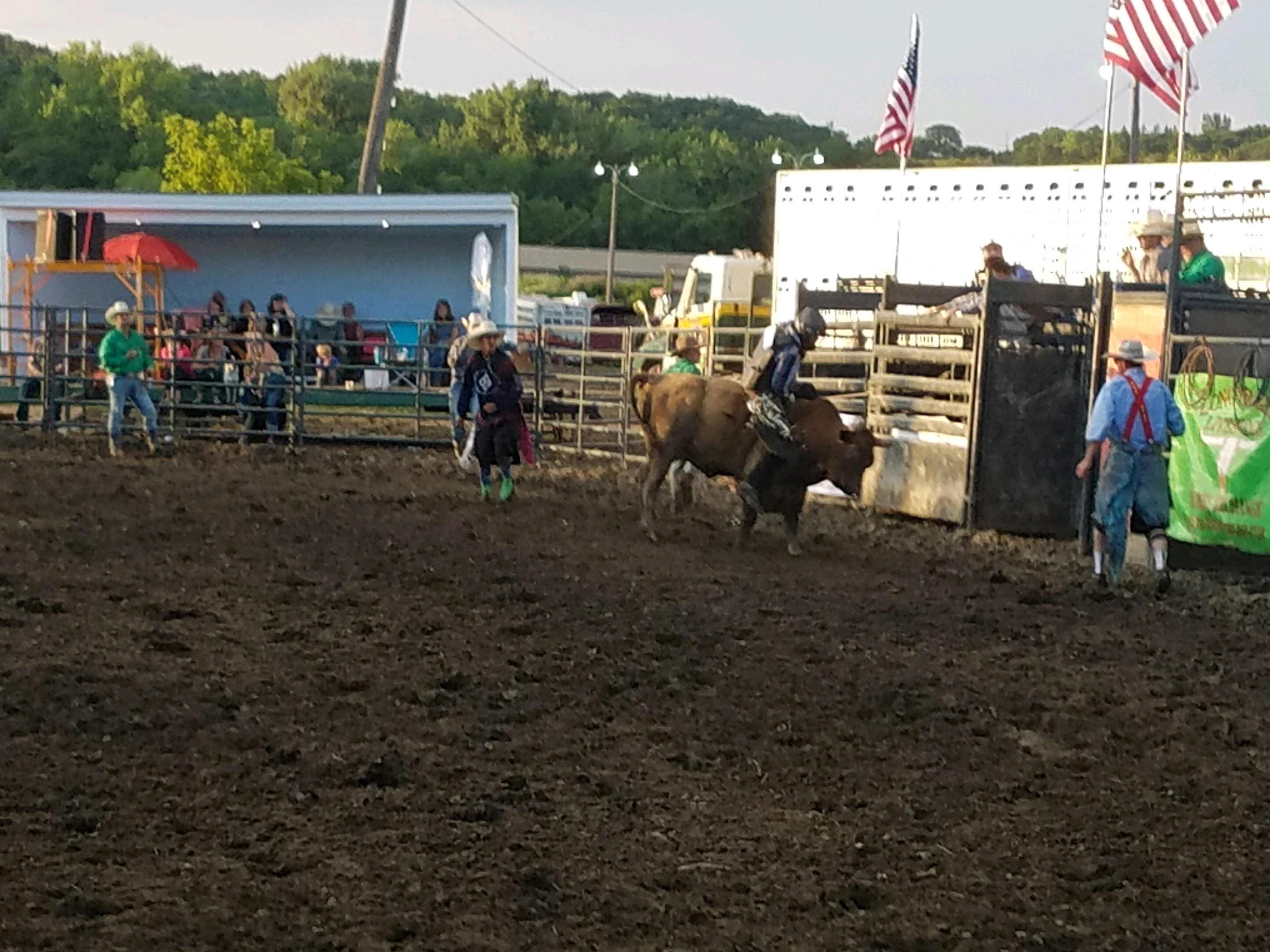 Bulls & Barrels Event