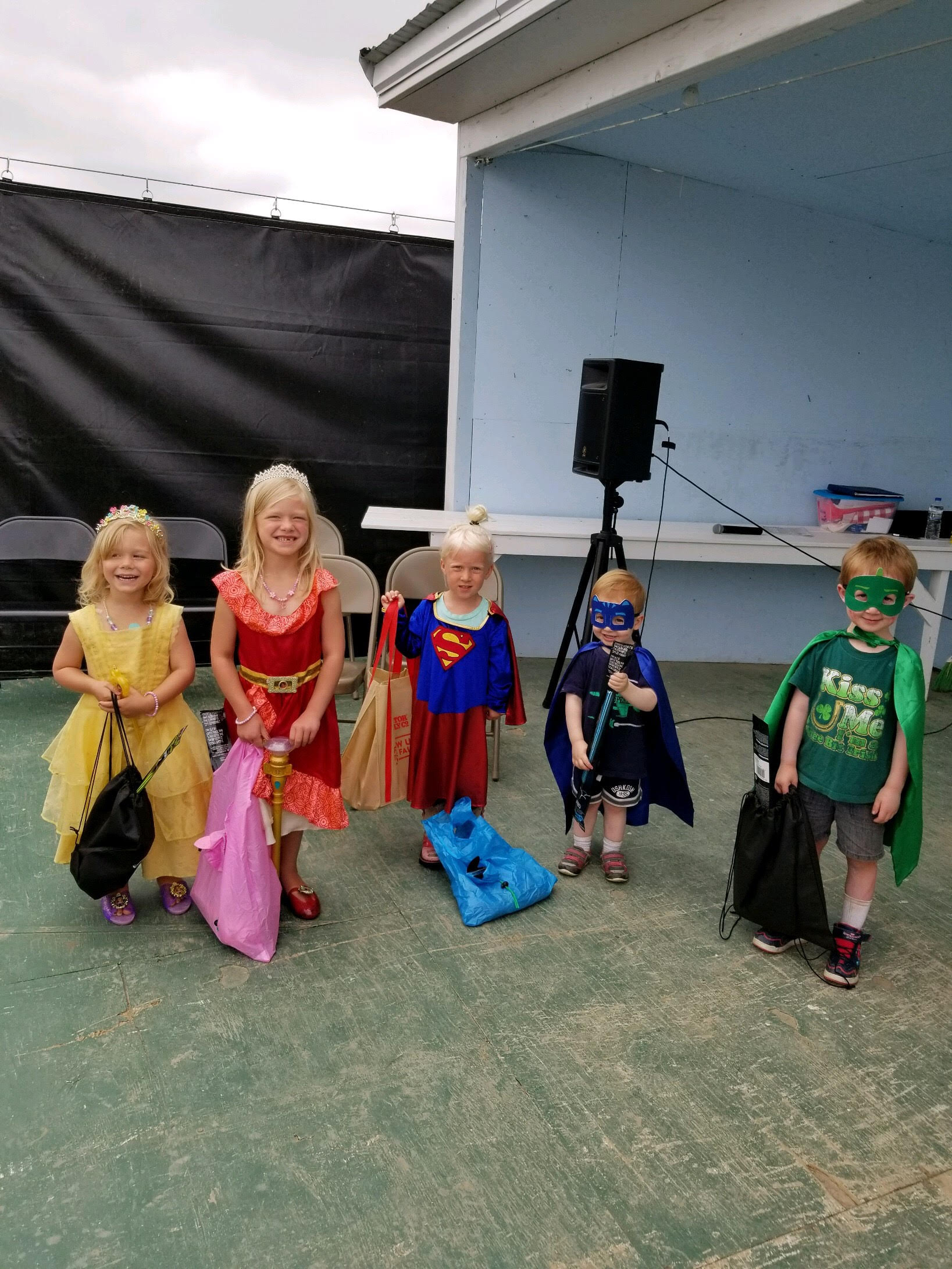 Princesses & Super Heroes