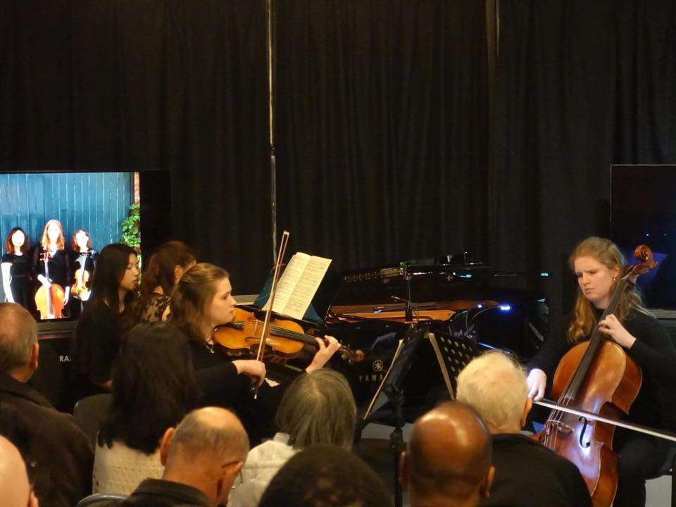 Concert at the KCCUK 2018