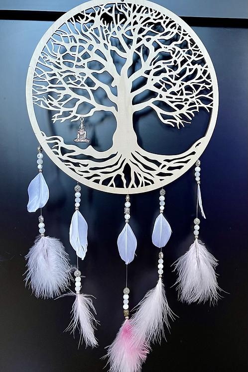 dream arbre de vie et bouddha