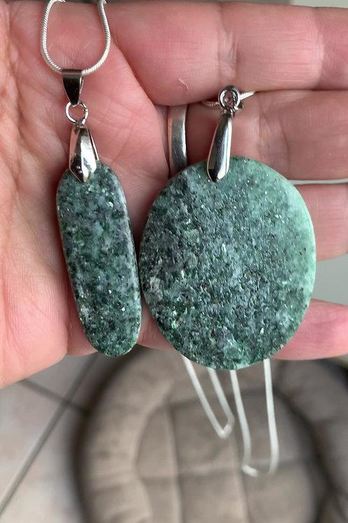 Granite vert