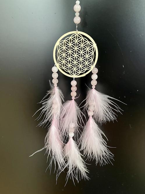 fleur de vie chakra du cœur