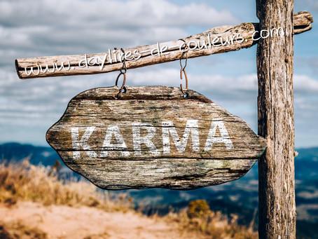 Le soin libération du karma c'est quoi ?