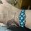 Thumbnail: bracelet turquoise