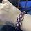 Thumbnail: bracelet poignet réglable angélite