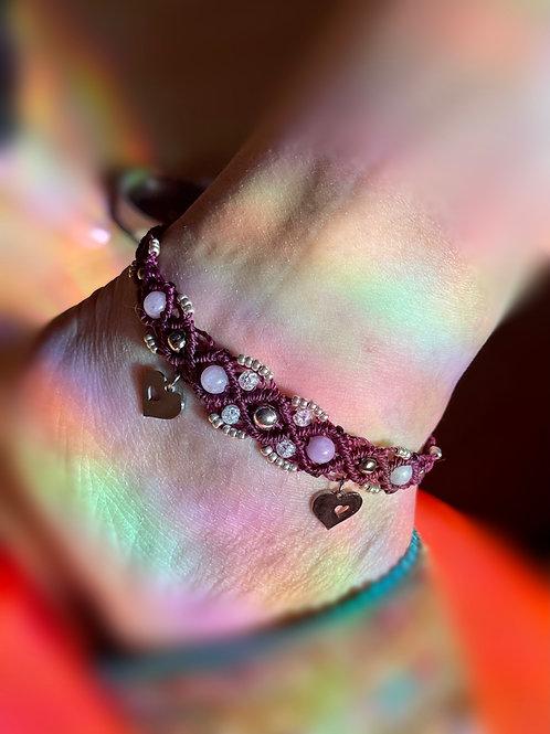 bracelet cheville commande spéciale