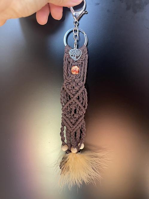 porte clés arbre de vie