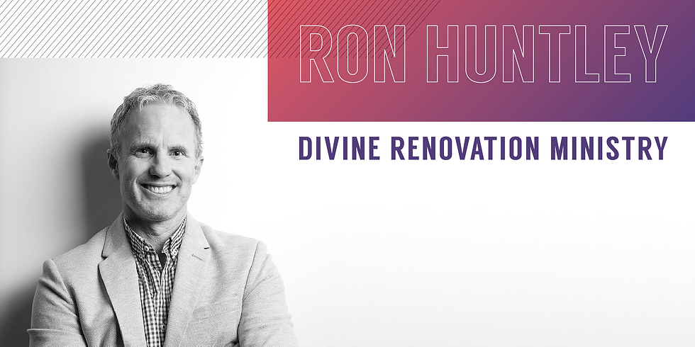 An Afternoon with Ron Huntley