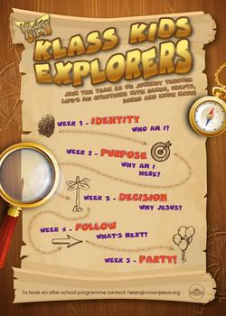 Klass Kids Explorers