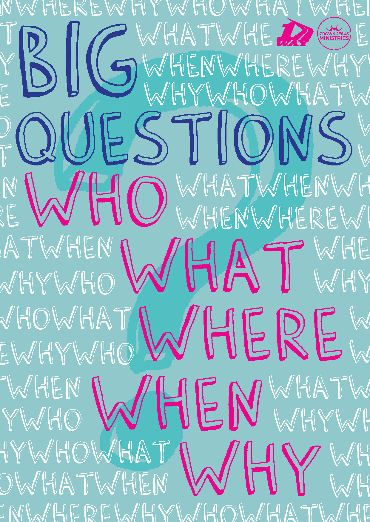 Big Questions - Who, What, Where, When, Why?