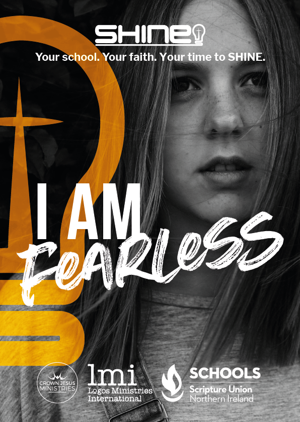 Shine In Schools - I am Fearless
