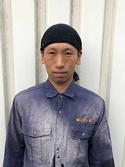 ㈯福久章弘 33歳 玉掛技能 クレーン運転 半自動溶接SA-3F フォークリフト