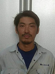 ㈷神田猛 32歳 玉掛技能 クレーン運転 JIS半自動溶接SA-3F アーク溶接