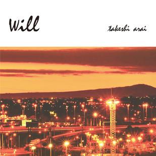 the band apartのヴォーカリスト荒井岳史の3rd album。アルバムタイトル「will」に込められた荒井岳史の強い意志が随所に感じ取れ、そして、その答えは洗練された楽曲達が導き出す。音楽
