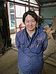 ㈱小林亮太 29歳 玉掛技能 クレーン運転 JIS半自動溶接SA-3F ガス溶接