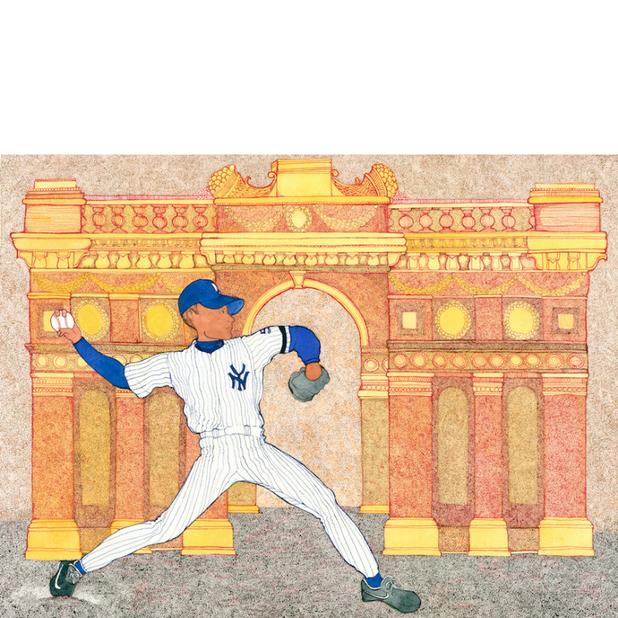Baseball In Heaven