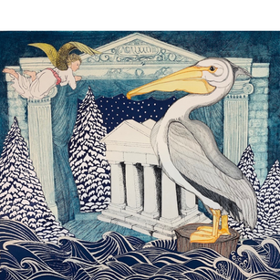 The Pelican & The Angel