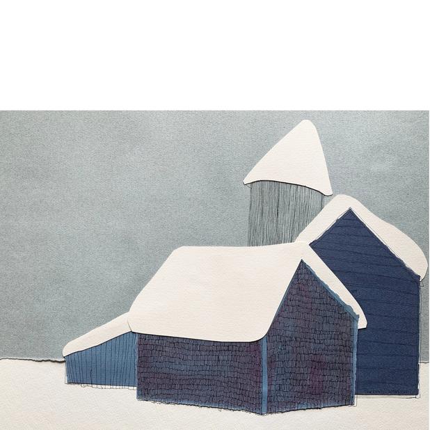 Snow Barns